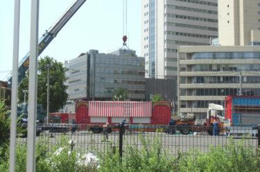 NHKで木下サーカスの撤収作業ドキュメンタリーがあるも、動物のバックヤードはやっぱり見せられない